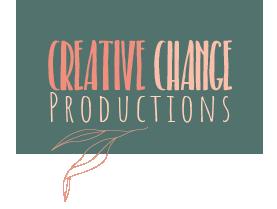 Creative Change Productions Logo